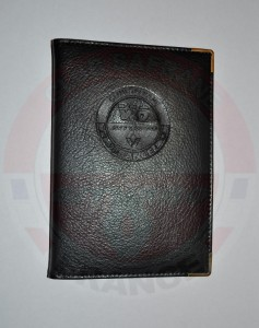 Porte carte grise Club Safrane Biturbo 1