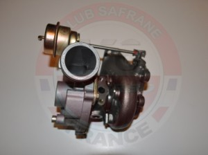 Turbo avant safrane biturbo K04-005 photo 3