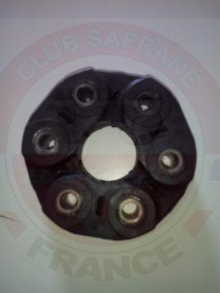 Flector transmission safrane 4X4