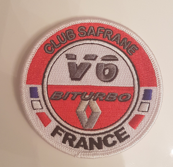 Écussons Club Safrane Biturbo