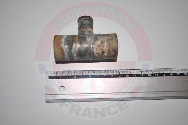 Raccord circuit eau safrane biturbo 2